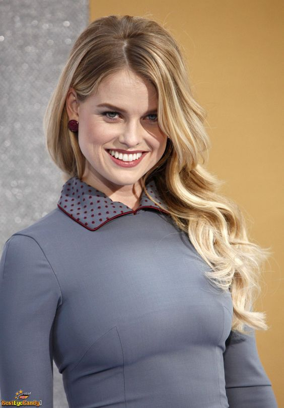 Babe of the Week – Alice Eve