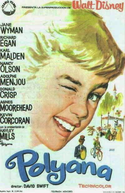 Pollyanna (1960) VOSE/Esp | DESCARGA CINE CLASICO