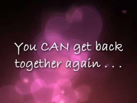 Je ex, Hoe krijg je je ex terug, Hoe krijg kun je je vriend of vriendin weer terug winnen en hoe ga je om met je liefdesverdriet - Xead.nl