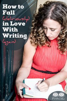 Pull up a chair. Get comfortable. Then read the heartbreaking story of my love affair with writing. (Don't worry, it ends with a make-out session.) Read more: danielauslan.com/...