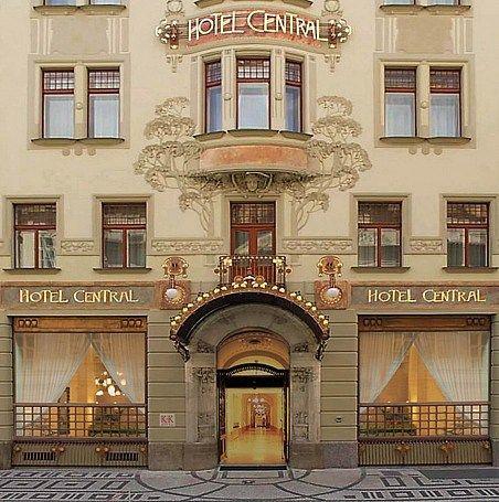 Oferta Speciala City Break Praga - K+K Hotel Central 4*+