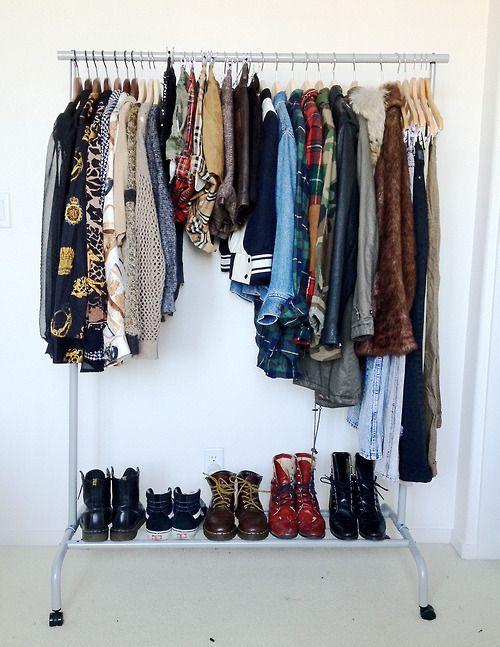 @Sadie Guthrie @Sophie LB my ngrunge closet~