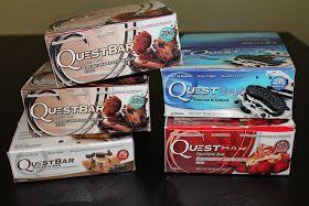 Quest Bar Review & baking ideas