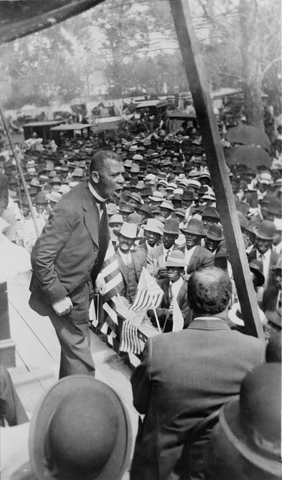 the remarkable life and accomplishments of booker t washington an african american educator author o Carver's most important accomplishments were in areas  'the early life of george washington  offer from the african american educator booker t washington to.
