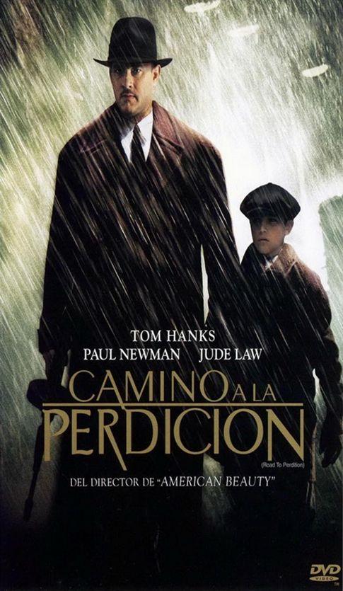Camino A La Perdicion Carteleras De Cine Tom Hanks Peliculas Cine