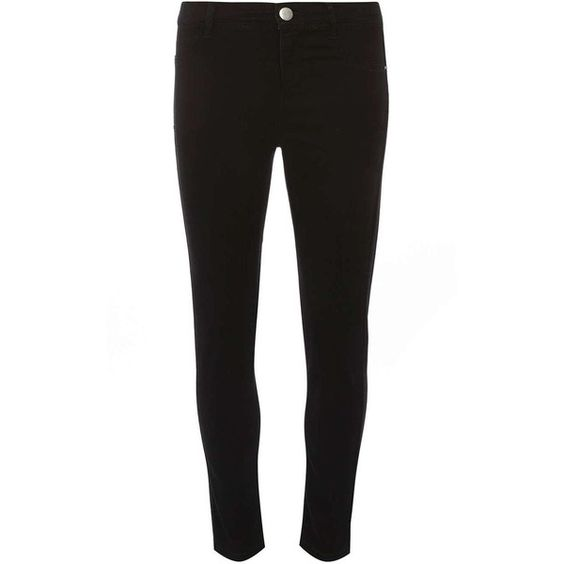 Dorothy Perkins petite black 'Frankie' Ultra soft Jeggings ($39) ❤ liked on Polyvore featuring pants, leggings, black, petite, petite jean leggings, jeggings pants, cotton leggings, petite leggings and petite cotton pants