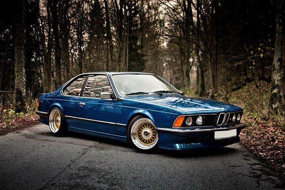 Gorgeous BMW coupe