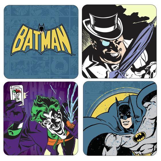 Dessous de Verre Batman