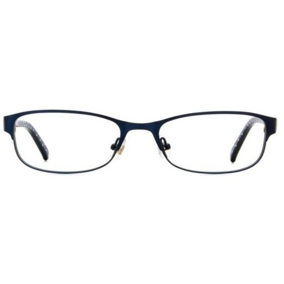 Kate Spade Glasses Frames Polka Dots : Eyeglasses, Accessories and Dots on Pinterest