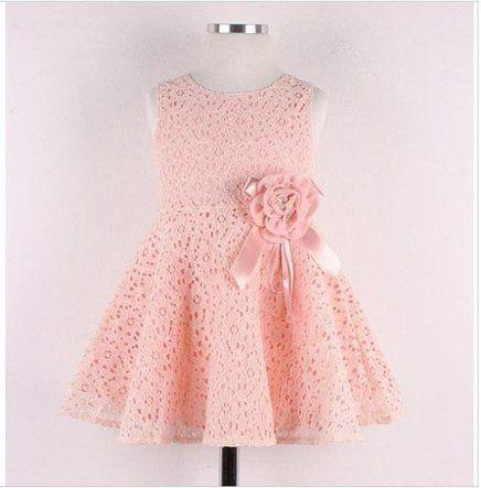 Vestido Renda Menina - Produto 483498 | AIRU