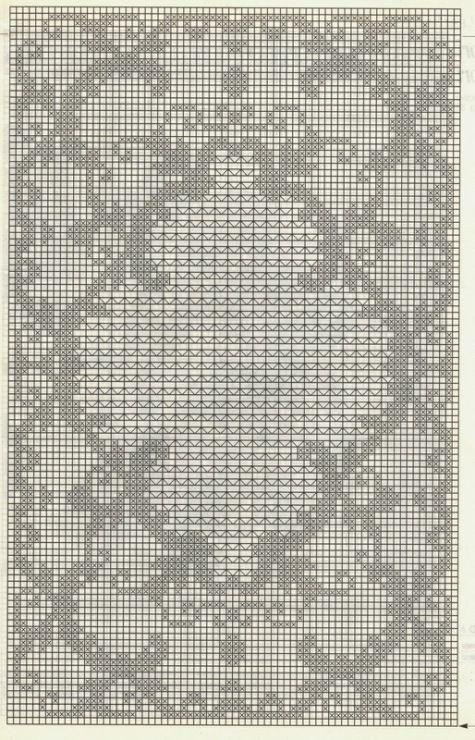 Crochês da Letícia: 20 Tapetes de crochê