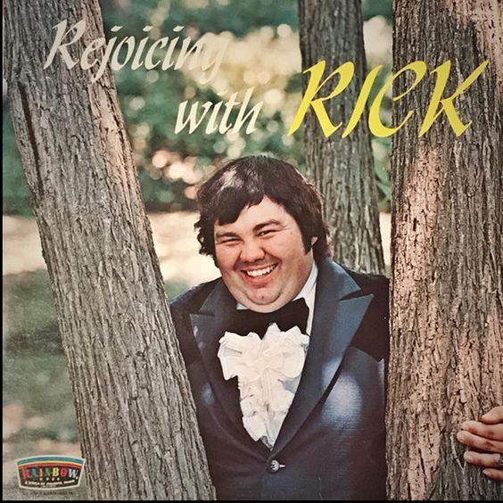 Rick Sundblad – Rejoicing With Rick [Rainbow Sound R-2443-LPS]