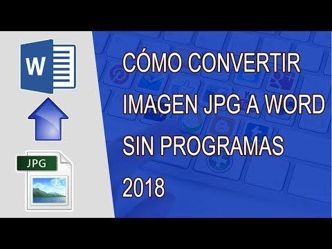 Como Convertir Pdf A Word Online Paso A Paso Tutorial Chvere Youtube Alfabetización Digital Computacion Informática