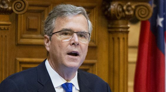 Jeb Bush Wants To 'Figure Out A Way To Phase Out' Medicare: