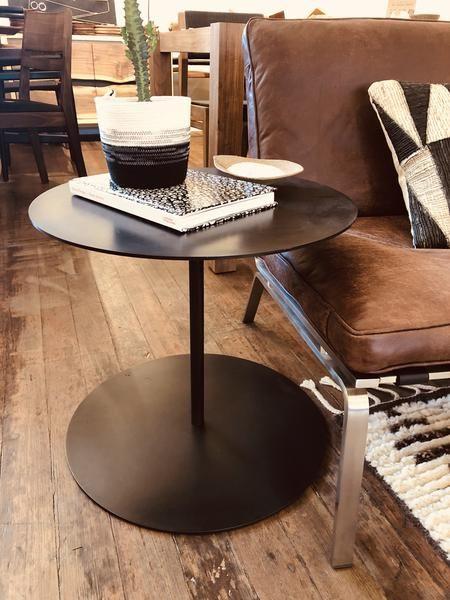 Lollipop Side Table Table Modern Side Table Home Decor