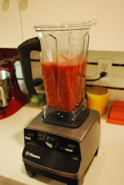 Vitamix Tomato Soup