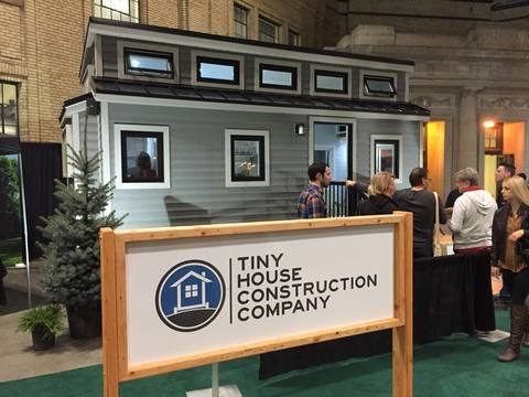 Tiny house construction company cooks up a new model Models