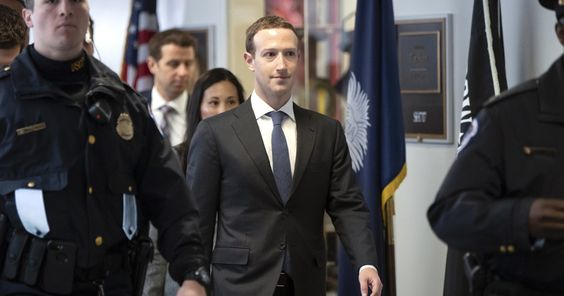 6 senators to watch when Mark Zuckerberg testifies