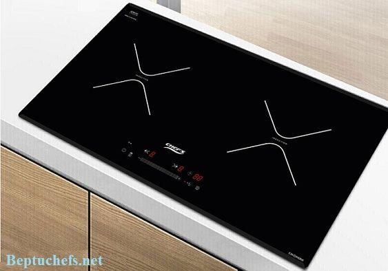 Bếp từ Chefs EH DIH366 New lột xác hoàn toàn với thiết kế mới