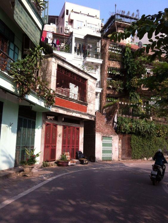 こういう景色が美しいと思うのは僕だけでしょうか?Hanoi,Vietnam