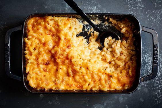 Southern Macaroni And Cheese Recipe Recipe In 2020 Macaroni And Cheese Food Nyt Cooking