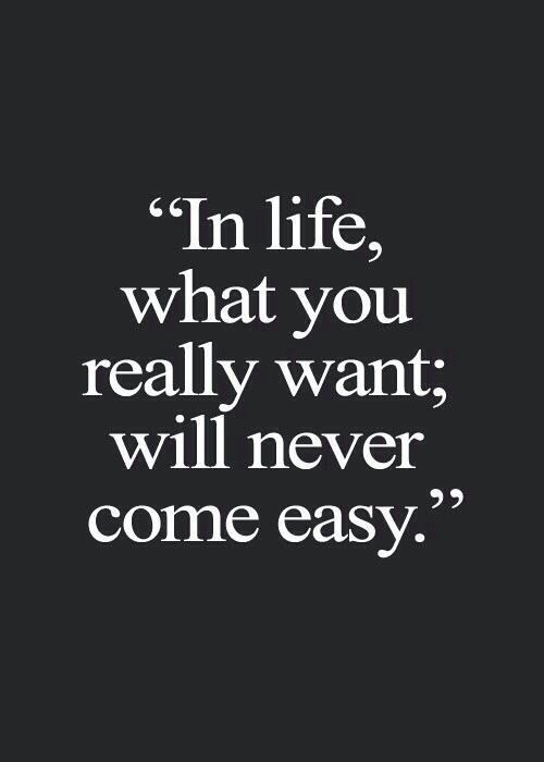 What is it that you really want in life? Be Specific?