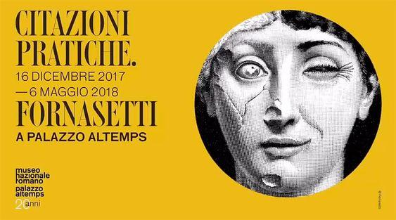 Fornasetti a Palazzo Altemps - Italia Meravigliosa