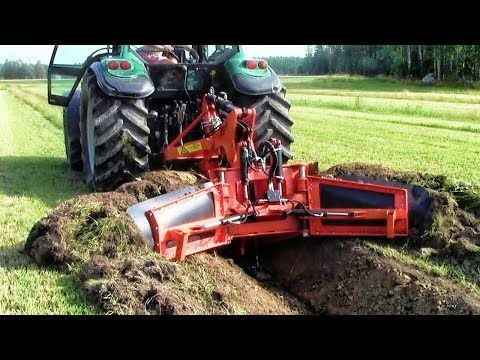 4aceb20c59245a07805af3fb6286c219 - How To Get A Tractor Out Of A Ditch