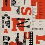 Yedi Tepe | Poster by Geray Gencer | Inspiration DE