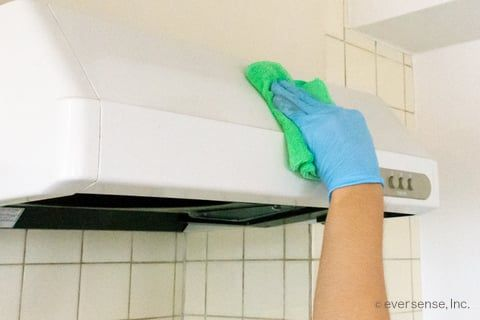 レンジフードの掃除の仕方 おすすめの洗剤や洗い方は 掃除