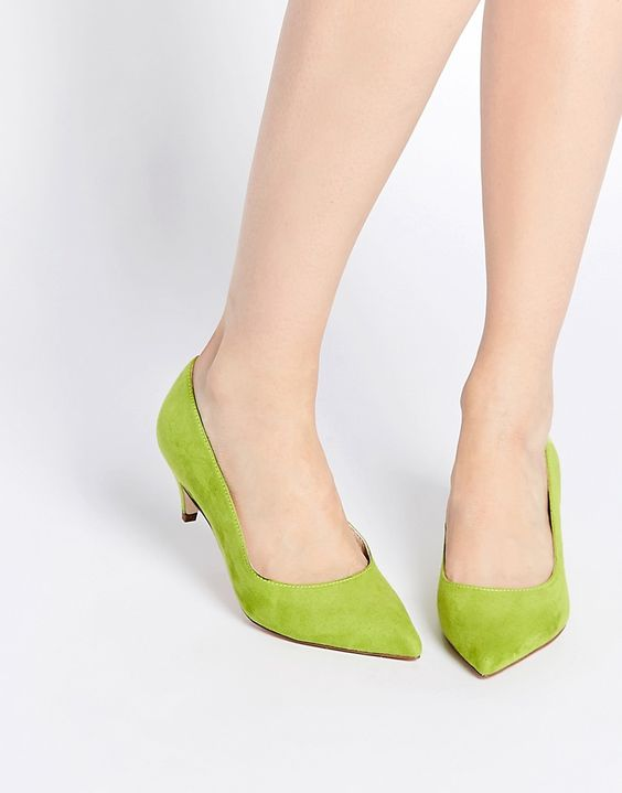 Image 1 ofASOS SEQUENCE Pointed Heels