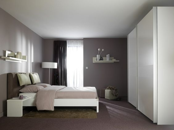 Exemple d co chambre adulte cosy comment et chambres for Decoration chambre a coucher adulte moderne