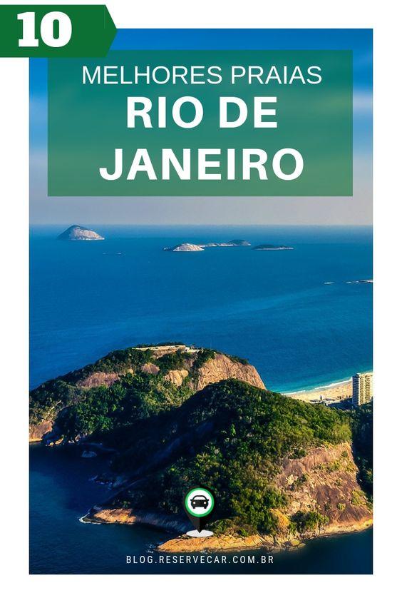 Litoral do Rio de Janeiro - Conheça 10 praias lindas para curtir no estado do RJ: Arraial do Cabo, Angra dos Reis, Búzios, Paraty e Rio de Janeiro.