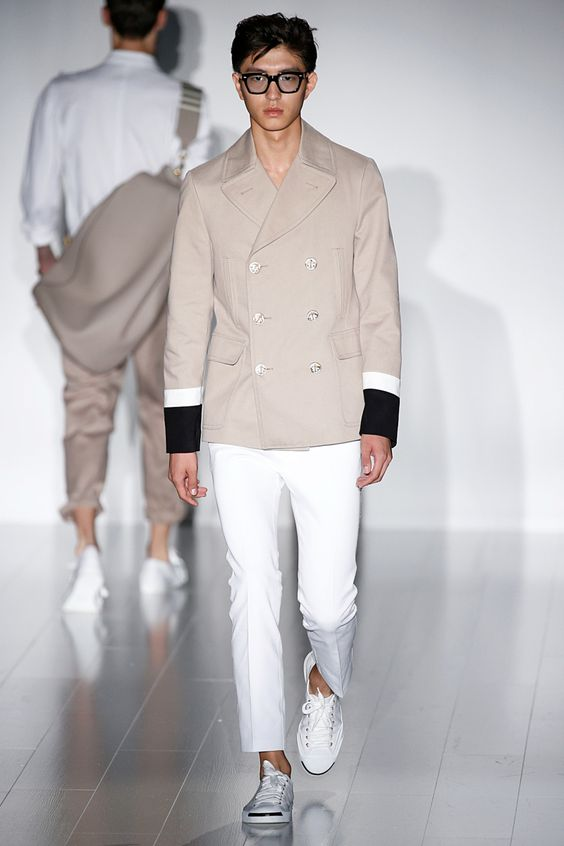 Gucci Menswear Spring Summer 2015 Milan Fashion Week June 2014