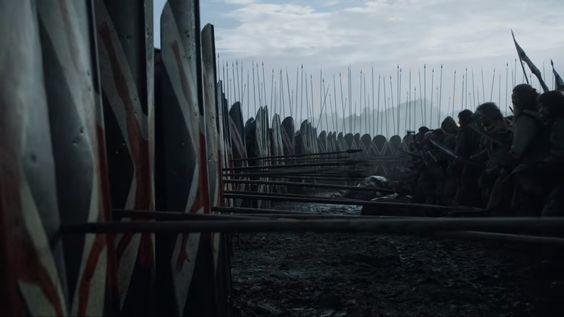 "GoT Season 6 Ep 9 ""The Battle of the Bastards"""