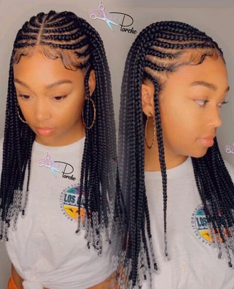 Pin By Tricia Kenepa Leung On Girls Hairstyles Braids In 2020 Girls Cornrow Hairstyles Braided Hairstyles For Teens Girls Braided Hairstyles Kids