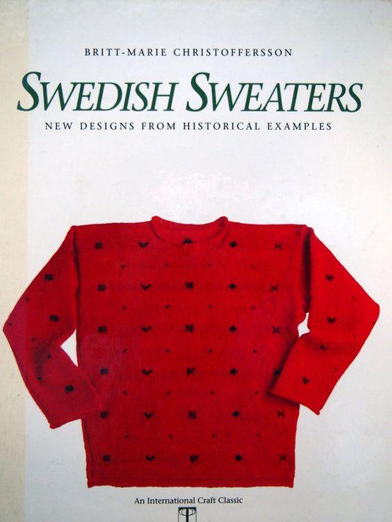 Swedish Knitting Pattern Books : Pinterest   The world s catalog of ideas