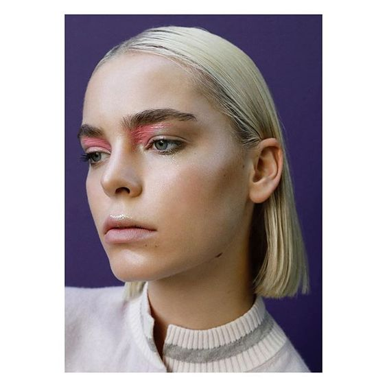 New York: Interview with Rose-Marie Swift, Founder of @rmsbeauty, Plus an exclusive Beauty Edit 👉 Now online! Model: Lea Sophie Beholz (Model Management), Photo: @carendetje, Hair & Make up Artist: @marcoalecci_hh  mochni.com/new-york-interview-with-rms-beauty-founder-rose-marie-swift-edit #newyork #organicbeautyweek #editorial #nudelook #organicbeauty #fashion #makeupartist #makeuprevolution #makeupaddict #blondhair #davines #glow #picoftheday