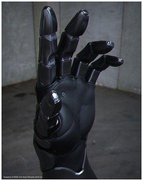 Robotic hand design, hand prosthetic, bionic hand design, mech hand, exoskeleton, mechanical hand design,cyborg hand design, robotic arm,robotic limb, human robot, futuristic cyberpunk body modification, body augmentation, concept art hand design 3d digital artwork, render, biomimetic hand Фотография