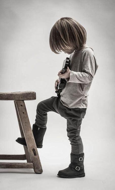 A laza zenész
