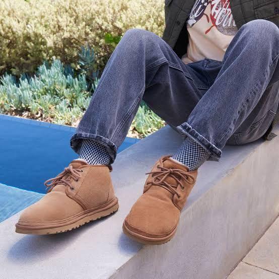UGG Men's Neumel Chukka Boot | Mens