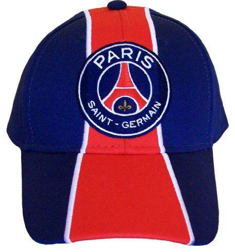 Casquette PSG – Collection officielle PARIS SAINT GERMAIN – Football Ligue 1 – Taille réglable: Collection officielle PARIS SAINT GERMAIN.…