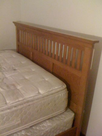 3 piece bedroom set $450