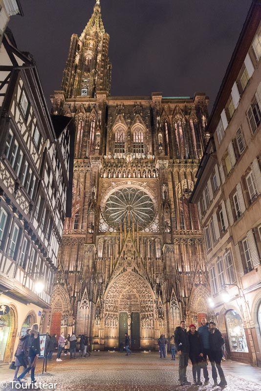 1 Día De Visita Por Estrasburgo Capital De La Alsacia Estrasburgo Viajes A Francia Alsacia
