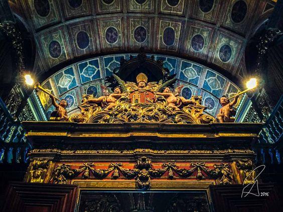 Mosteiro de São Bento #Brasil #church #faith #iPhone #landmark #mosteirodesaobento #RiodeJaneiro