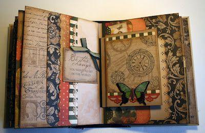 The Paper Trail: vintage album.