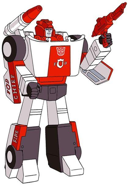 Transformers Generation 1 Cartoon Characters : Autobot red alert g transformers pinterest
