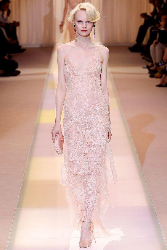 Armani Prive Haute Couture - Otoño-Invierno 2013-14