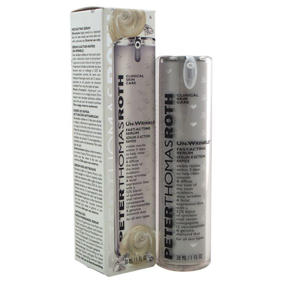 Peter Thomas Roth 1-ounce Un-Wrinkle Fast Acting Serum