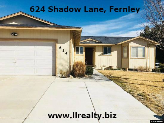624 Shadow Lane Fernley Mls Number 180003329 Size 1290 Bedrooms